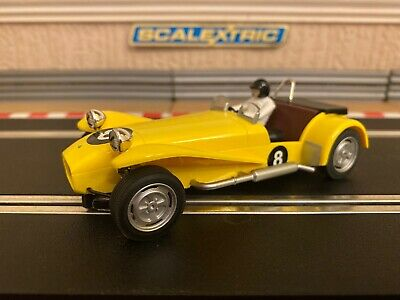 Scalextric Caterham No8 Extremly Rare Car Brand New Unboxed • 85£