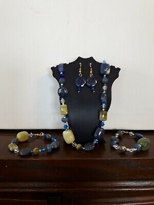 $ CDN0.99 • Buy A Lot Of Handcrafted Jewellery All New Materials Mixed Mediums