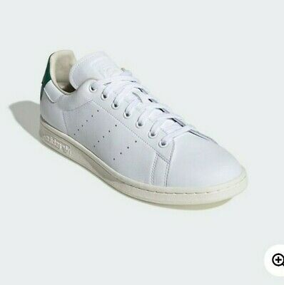 $ CDN92.76 • Buy Adidas Originals Mens Stan Smith Shoes Off White/Green EE5789 Leather Sole