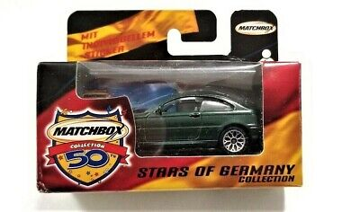 $7.99 • Buy Matchbox Stars Of Germany BMW 3er - New In Package