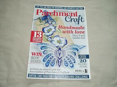 Parchment Craft Magazine May 2018 • 0.99£