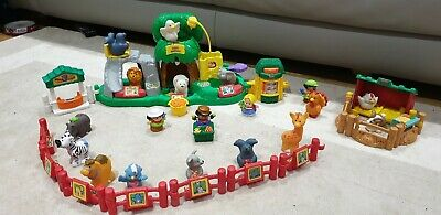 Fisher Price Little People Zoo With 15 Animals  And 4 Little People  • 9.99£