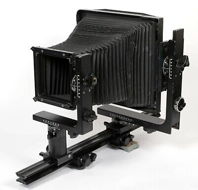 £1224.11 • Buy Horseman LE 8X10 Monorail Camera With Upgraded Fresnel Lens Ground Glass