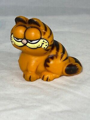 Vintage Garfield Figure 1978 1981 United Feature Syndicate Hong Kong Approx 2  • 3.09£