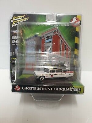 Johnny Lightning Ghostbusters Headquarters Ecto-1A 2018 Afterlife  • 29.99£