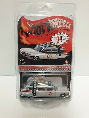 Hot Wheels Ghostbusters Ecto-1 RLC 00860/06530 VHTF Afterlife  • 99.99£