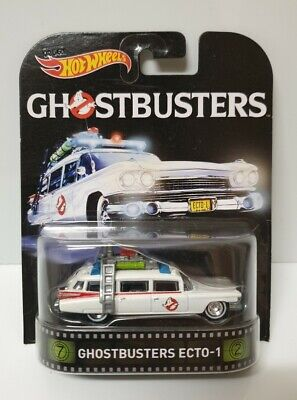 Hot Wheels Ghostbusters Ecto-1 Retro Entertainment Film Movie Afterlife  • 19.99£