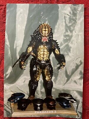 Predator (Gort) Resin Figure 1/6 Scale With Choice Of 6 Helmets • 60£