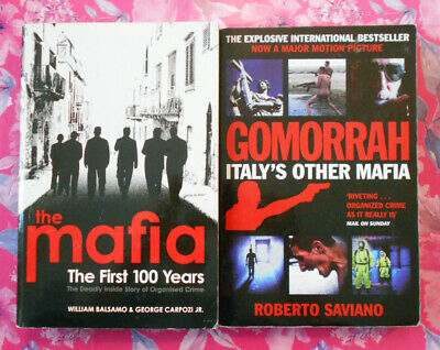 Mafia Bundle // 2 Books (The Mafia: The First 100 Years / Gomorrah) • 7.50£