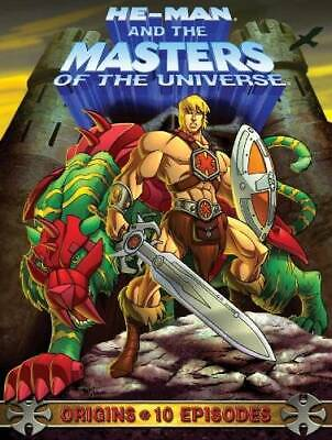 $4.66 • Buy He-Man And The Masters Of The Universe: Origins - DVD - VERY GOOD