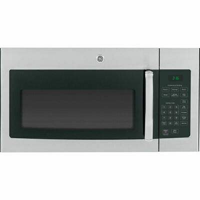 $309.29 • Buy GE 1000 Watts 1.6 Cu. Ft. Over-the-Range Microwave Oven In Stainless Steel