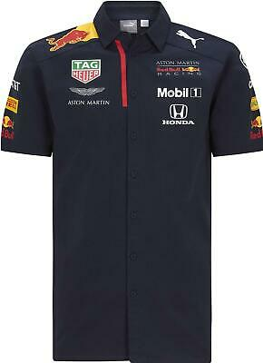 Aston Martin Red Bull Racing Mens Team Shirt 2020 • 74£
