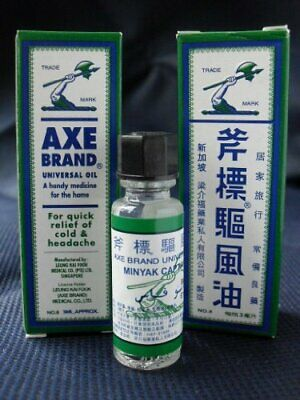 $13.35 • Buy AXE BRAND Universal Oil Quick Pain Headache Muscular Stomachache Cold Relief