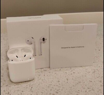 $ CDN210 • Buy Apple AirPods 2nd Generation With Charging Case - White