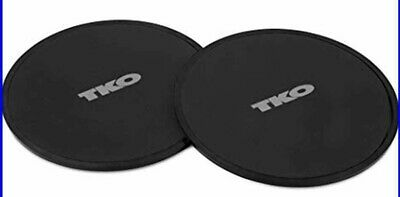 $10.99 • Buy TKO Extreme Glide Discs Double Sided Carpet Or Flat Surface Use Set Of 2