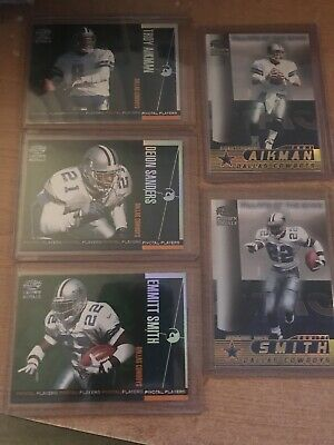 AU2.56 • Buy 1998 Pacific Crown Royle Pilars Of The Game/pivotal Player Cowboys 5 Card Lot