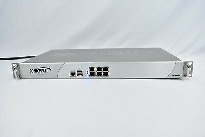 $34.95 • Buy Sonicwall NSA 2400 6 Port Network Security Appliance Firewall