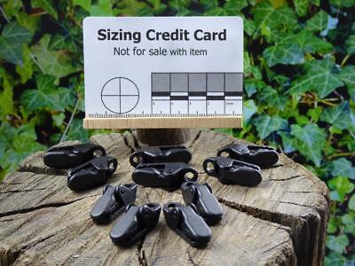 £4.79 • Buy 5 Or 10 Small Alligator Tarp Clips Bushcraft Survival Scouts Campers Hiking