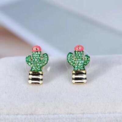 $ CDN25 • Buy Kate Spade Cactus Earrings