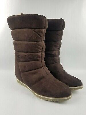 $39.50 • Buy Nana Collection Shoes Women's Size 11 Faux-fur Lined Mid-Calf Winter Boots