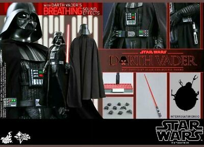 $ CDN350 • Buy Hot Toys 1/6 DARTH VADER Star Wars A New Hope Sixth Scale Figure