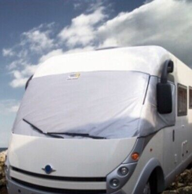 A Class Burstner Motorhome Winter Thermal Silver Screen Window Protection Cover • 92£