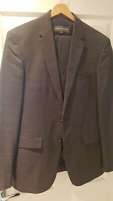 £20 • Buy Mens Taylor And Wright Three Piece Suit.