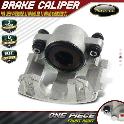 AU130.99 • Buy Brake Caliper Front Right For Jeep Cherokee XJ Wrangler TJ Grand Cherokee ZJ