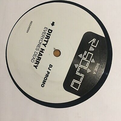 Dirty Harry / Shimah ‎– Everyones Dead / Enter Our World Vinyl 12 Inch D&B • 4£