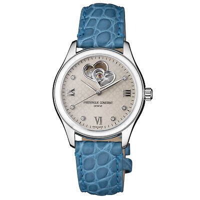 $1354.31 • Buy Frederique Constant Double Heart Beat Automatic Ladies Watches FC-310LGDHB3B6