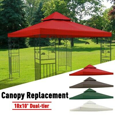 AU64.90 • Buy Gazebo Marquee Top Canopy Replacement For 3.1X3.1M Outdoor Party Wedding Event