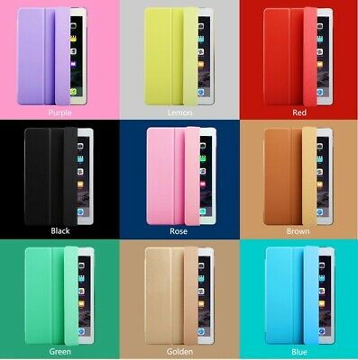 AU16.95 • Buy 3 FOLD Trifold Slim Cover Case IPad PRO 12.9 ONLY (1st 2015, 2nd 2017, 3rd 2018)