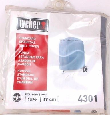 $ CDN18.20 • Buy Weber Standard Charcoal 18 1/2 Inch Grill Cover Model 4301