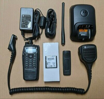 $399.99 • Buy Motorola XPR6550 VHF 136-174 MHZ Portable Radio W/Accessories XPR 6550 Trunking