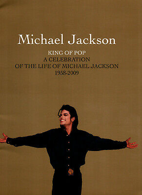 Michael Jackson Memorial Book,Wristband And Ticket With Congratulation Emails • 138.85£