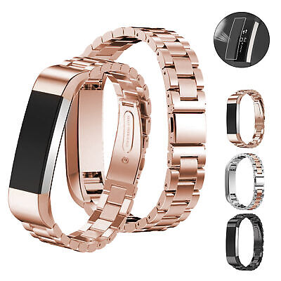 $ CDN13.40 • Buy For Fitbit Alta/Alta HR Watch Stainless Steel Metal Band Loop Strap Replacement