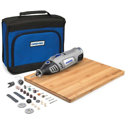 Dremel 8100 7.2v Cordless Rotary Multi Tool Outdoor Kit 8100-2/45 • 69.99£