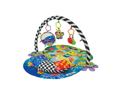 LAMAZE Baby Activity Mat Baby Gym Sit And Play FREDDIE THE FIREFLY 0+ • 36.50£