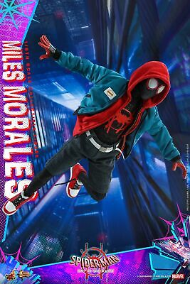 $ CDN407.56 • Buy Hot Toys 1/6th Miles Morales Figure Spider-man: Into The Spider-verse MMS567