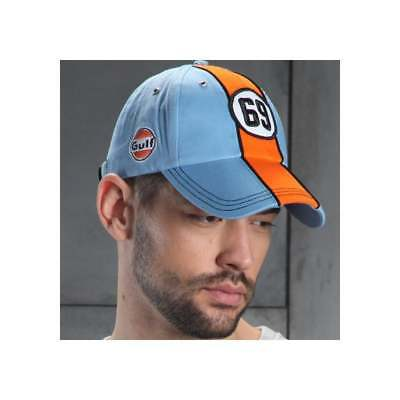Grandprix Originals Gulf 69 Lucky Number Cap • 22.49£