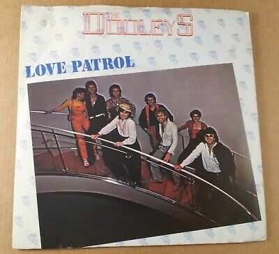 The Dooleys : Love Patrol : Vintage 7  Single From 1980 • 6.95£