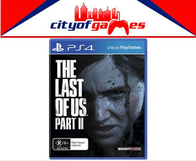 AU89.95 • Buy The Last Of Us Part 2 II PS4 Game Brand New Pre Order