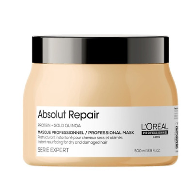 L'Oreal Professionnel Serie Expert Absolut Repair Gold Mask 500ml SUPERSIZE  • 24.98£