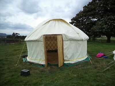 £4200 • Buy Tent,Yurt 5m Canvas Cover