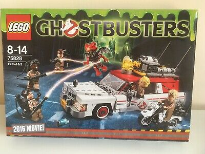 LEGO Ghostbusters Ecto-1 & 2 - Set 75828 - Used, Complete • 40£