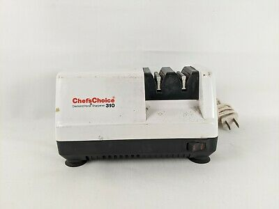 $27.99 • Buy Chefs Choice Electric Knife Sharpener 310 Diamond Hone Made In USA Free Shipping