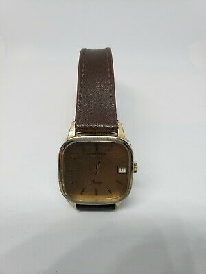 $ CDN50 • Buy Vintage Men Longines Square Watch *issues*