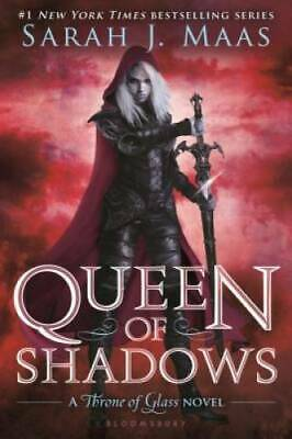 $7.79 • Buy Queen Of Shadows (Throne Of Glass) - Paperback By Maas, Sarah J. - VERY GOOD
