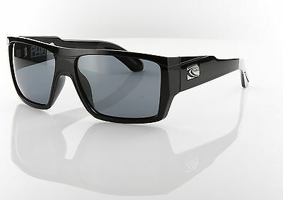 AU24 • Buy Carve Panic Black Polarized Sunglasses Mens