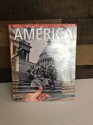 $50 • Buy America: Past And Present, Combined Volume (10th Edition) By Divine, Robert A.,